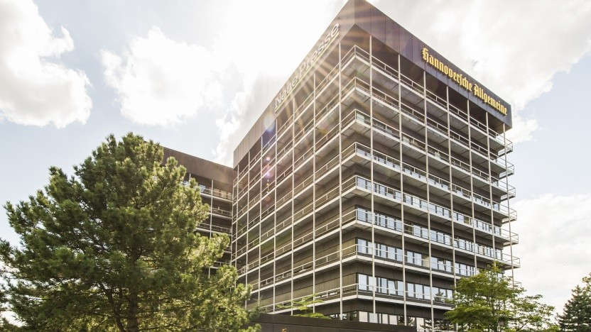 Verlagszentrale der Madsack-Gruppe in Hannover