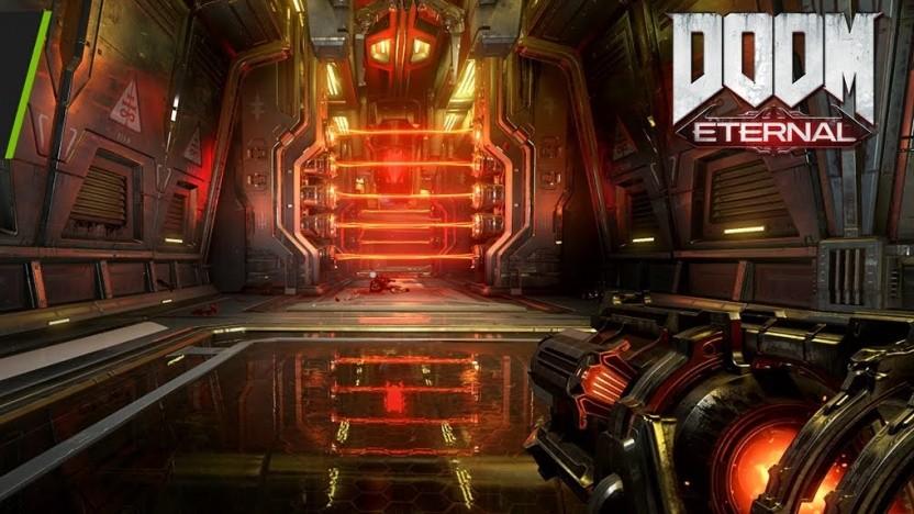 Doom Eternal mit Raytracing