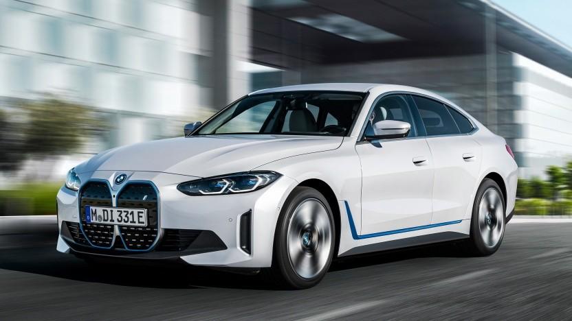 BMW elektifiziert mit dem i4 nun auch seine Kernmodelle.