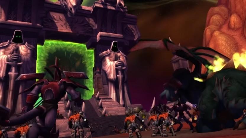 Das Dunkle Portal ist offen und The Burning Crusade Classic startet.