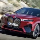Elektrisches SUV: BMW macht Akku des iX noch größer