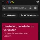 Zahlungen: Ebay macht mehr Druck gegen Paypal