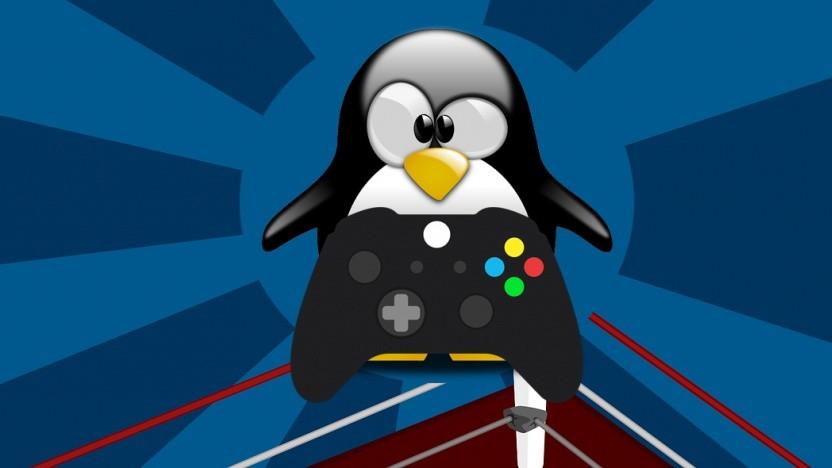 Linux-Gaming wird mit DLSS flüssiger.