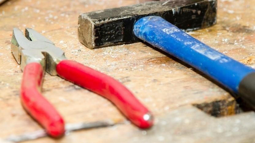 Elektrogeräte lassen sich häufig reparieren.