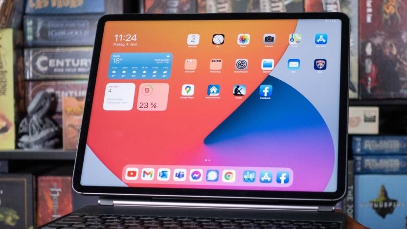 Das iPad Pro 12.9 von Apple
