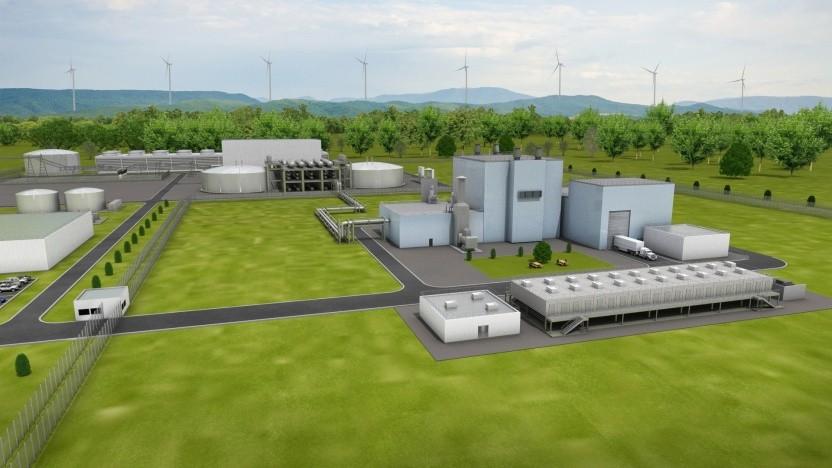 Energieversorgung: Gates-Startup Terrapower will Atomkraftwerk bauen -  Golem.de