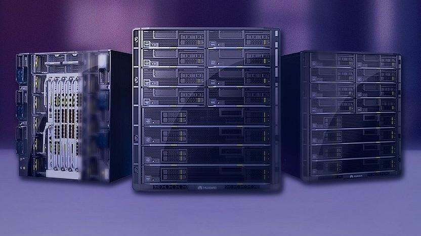 Auch Huawei ist am Projekt Gaia-X beteiligt.