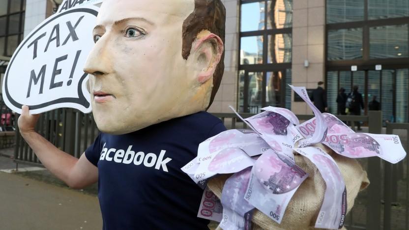 Firmen wie Facebook sollen weltweit stärker besteuert werden.