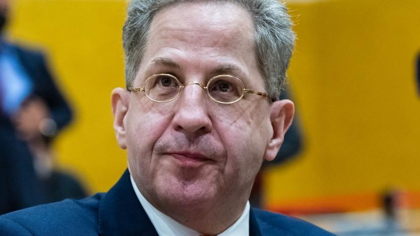 Der frühere Verfassungsschutzpräsident Hans-Georg Maaßen