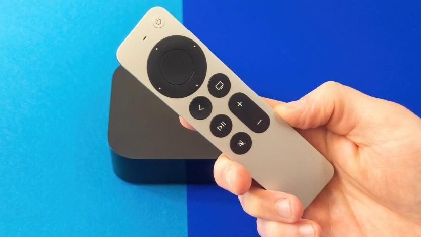 Neues Apple TV 4K mit neuer Siri-Fernbedienung im Test