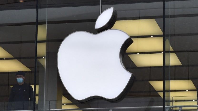 Apple wird wieder verklagt.