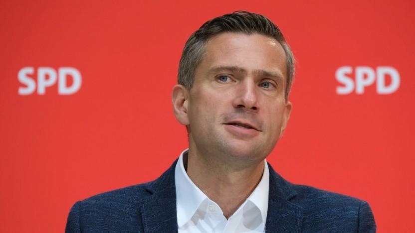 Der sächsische Verfassungsschutz hat Daten über Vize-Ministerpräsident Martin Dulig gesammelt.