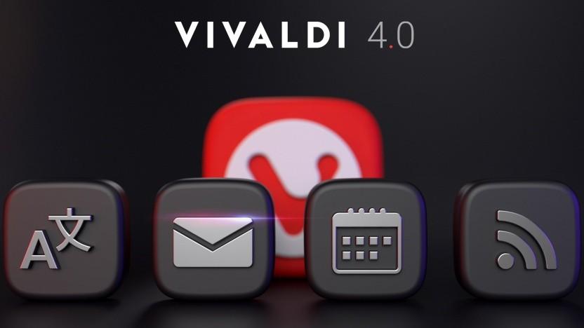 Vivaldi 4.0 mit vielen Neuerungen ist da.