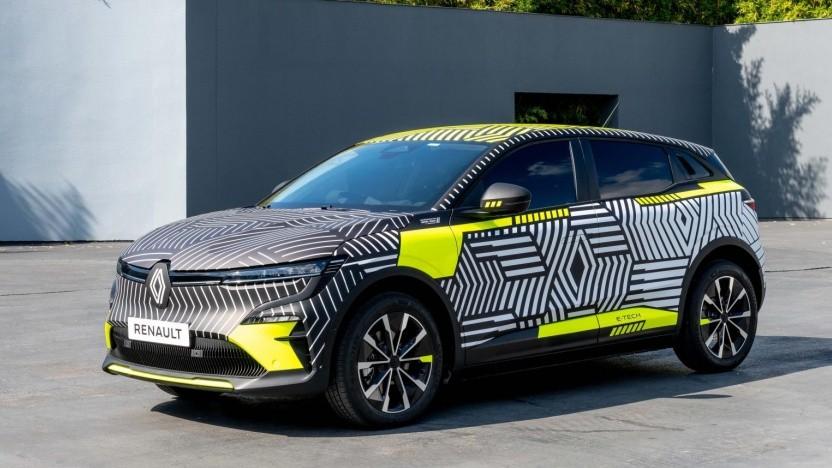 Renault Mégane E: erste elektrische Kompaktklasse von Renault