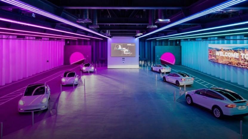Station des Tunnels in Las Vegas: Ausbau geplant