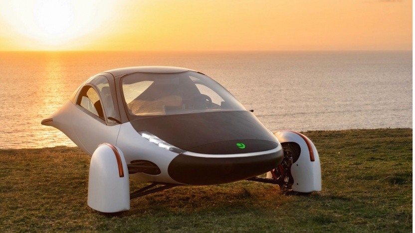 Solarauto Aptera Sol: Camping-Kit mit Einbauzelt ist geplant