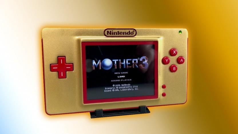 Der Game Boy Macro sieht nicht mehr aus wie der Nintendo DS.