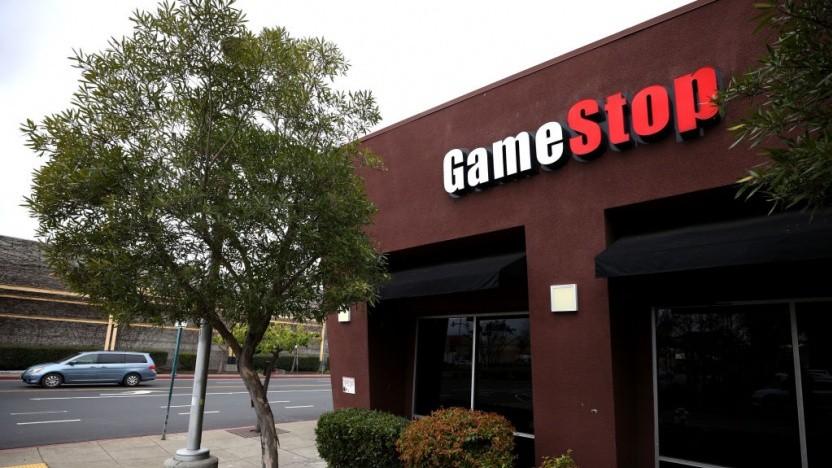 Gamestop will weg vom Geschäft als Einzelhändler mit Filialen.