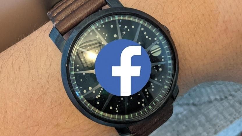 Es gibt neue Details zu Facebooks geplanter Smartwatch.