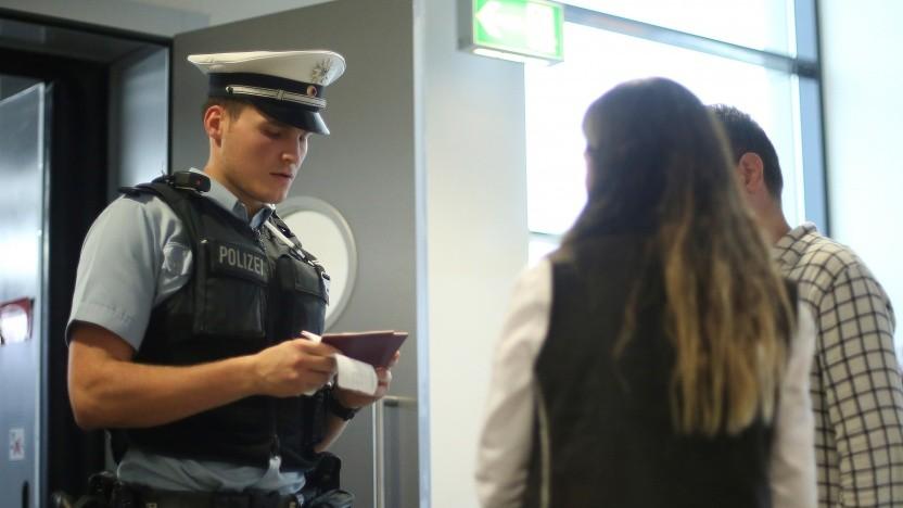 Die Bundespolizei erhält zusätzliche Befugnisse.