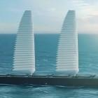 Michelin: Nachrüstbare Segel machen Frachtschiffe nachhaltiger