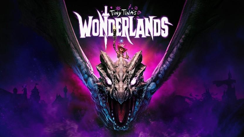 Artwork von Tiny Tinas Wonderlands