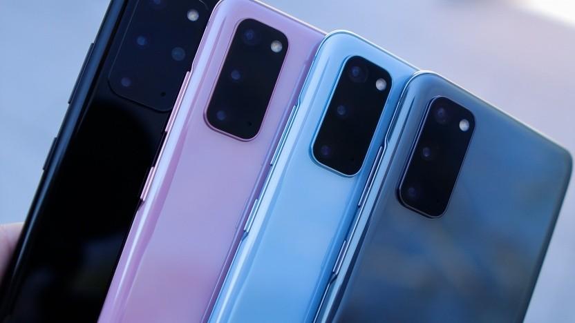 Samsung Smartphone S20