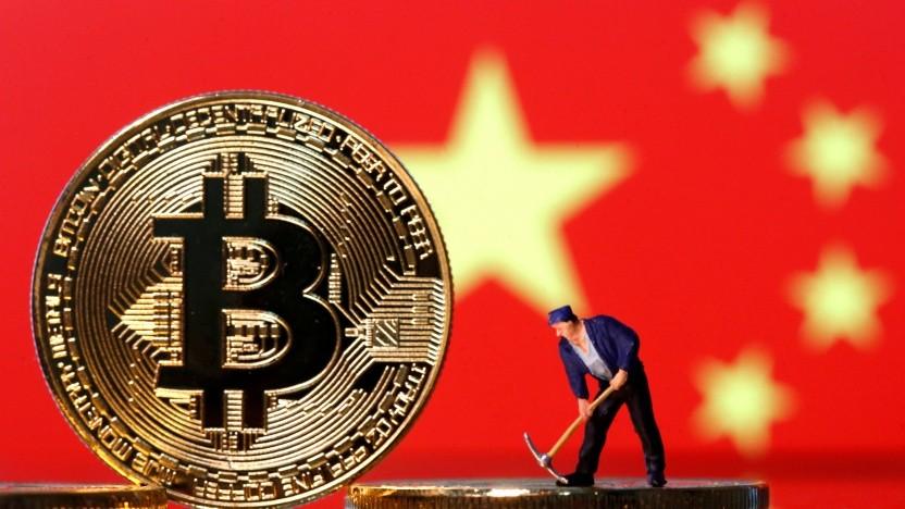 Kryptomining wird immer schwerer in China.