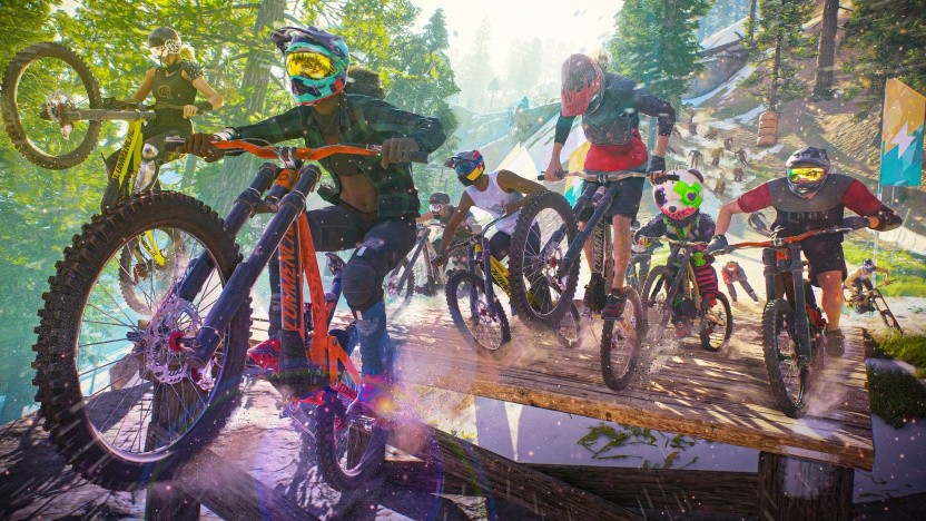 Artwork von Riders Republic