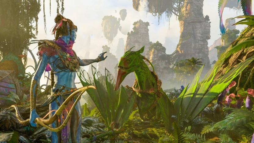 Artwork von Avatar - Frontiers of Pandora
