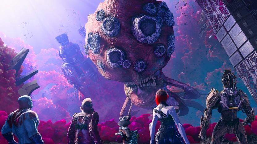 Artwork von Guardians of the Galaxy