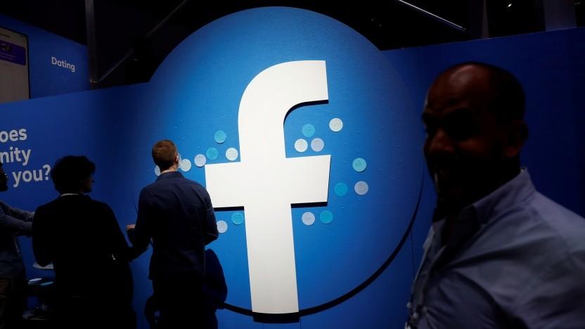 Facebook forscht an Deep-Fake-Text in Bildern.