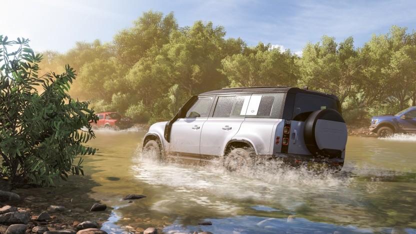 Artwork von Forza Horizon 5