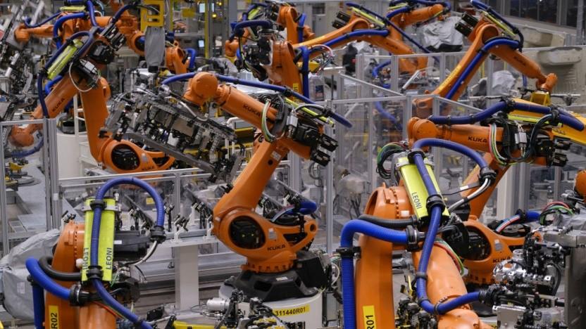 KI und Robotik dominieren laut der Unesco die weltweite Technologie-Forschung.