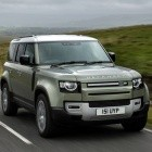 Elektroauto: Land Rover baut Brennstoffzellen-Defender