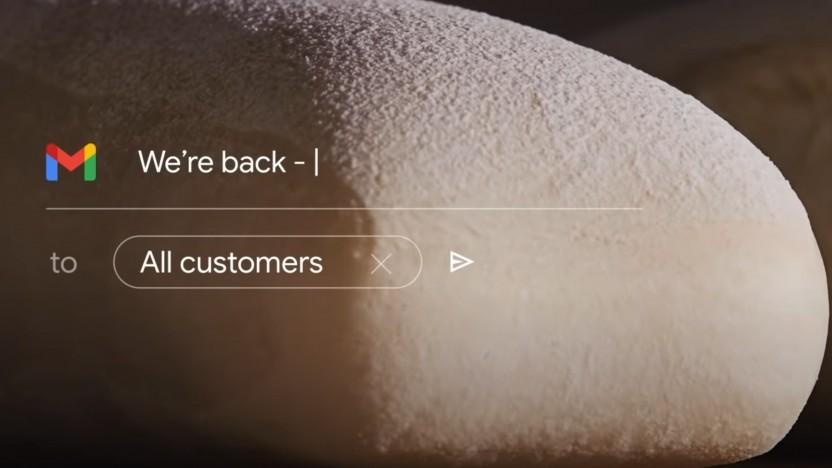 Google Workspace integriert E-Mail, Chat, Videocalls und mehr.