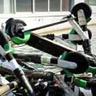 Mikromobilität: Im Rhein liegen Hunderte E-Scooter