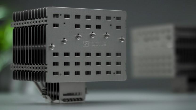 Der NH-P1 ist ein passiver CPU-Kühler.