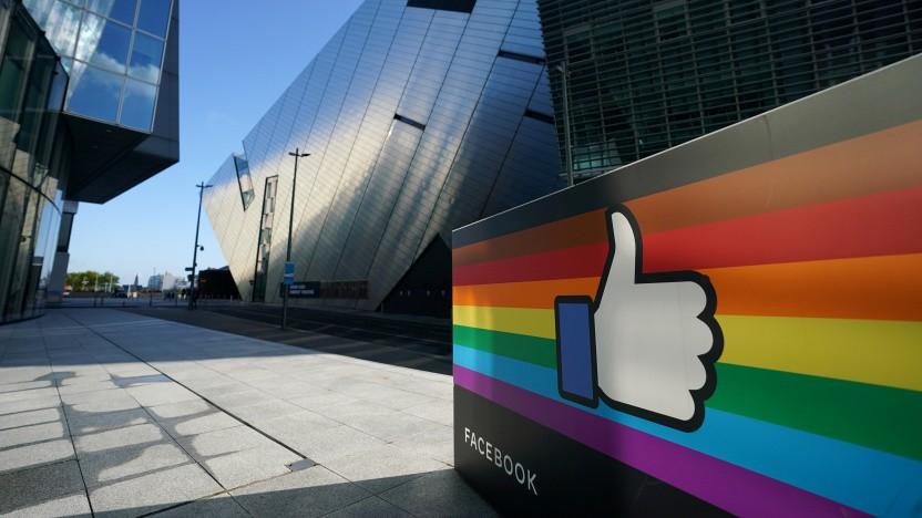 Facebooks Europazentrale in Irland