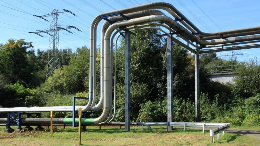 Wie viele Gasleitungen braucht es in einer klimaneutralen Zukunft? Die Vorstellungen darüber gehen auseinander.