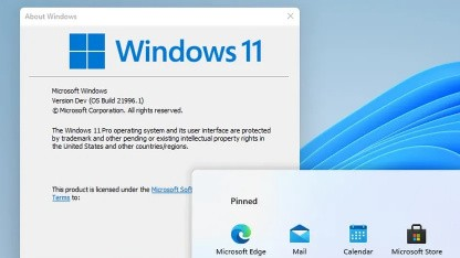 Screenshots zeigen neue Oberfläche: Windows 11 geleakt