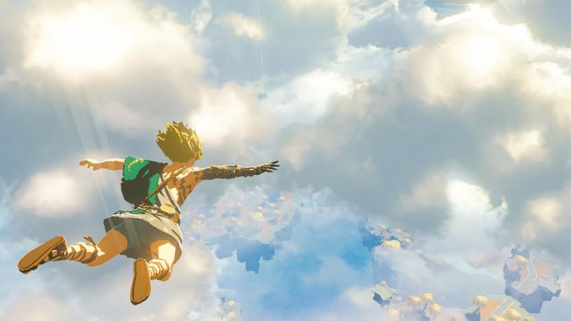 Artwork des Nachfolgers zu The Legend of Zelda: Breath of the Wild