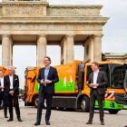 BSR: Wasserstoff-Müllautos für Berlin