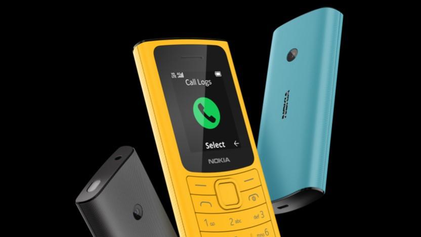 Das Nokia 110 LTE von HMD Global