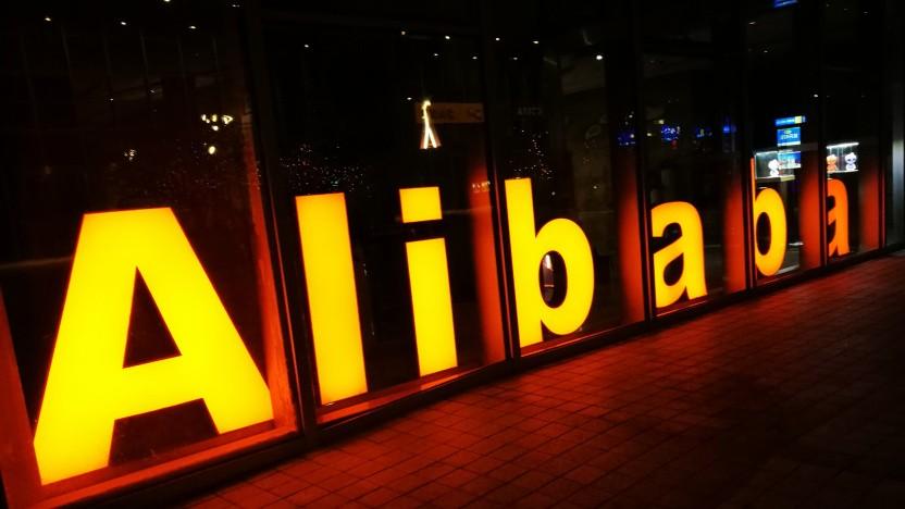 Taobao gehört zu Alibaba.