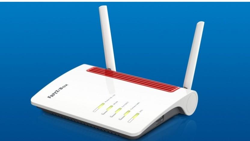 Fritzbox 6850 5G wurde vor fast zwei Jahren vorgestellt.