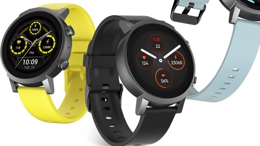Die Ticwatch E3