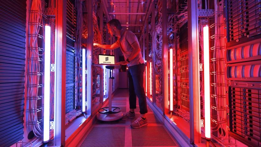 Vodafone Deutschland baut 5G-Kernnetz mit Ericsson.
