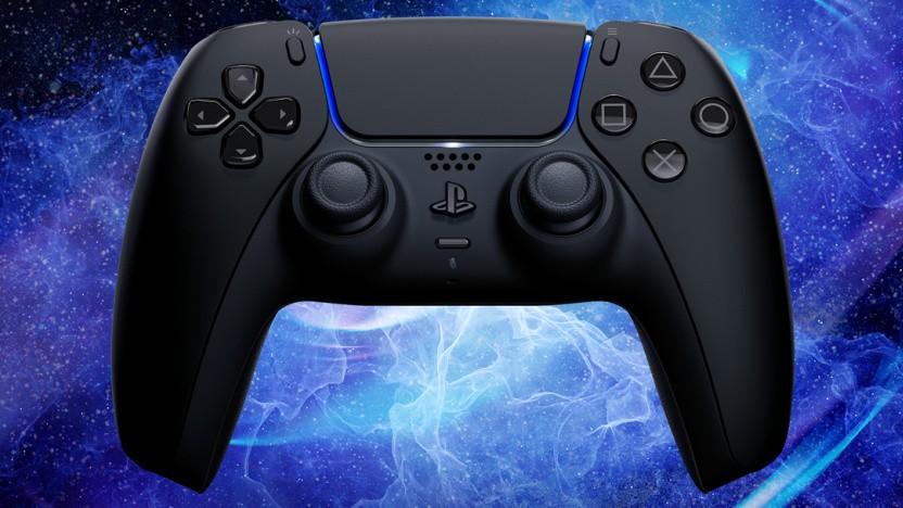 Eingabegerät der Playstation 5