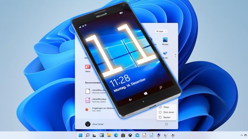 Das Lumia 950 XL ist noch immer ein Liebhaberstück.